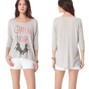 Chaser Chateau Noir thermal top